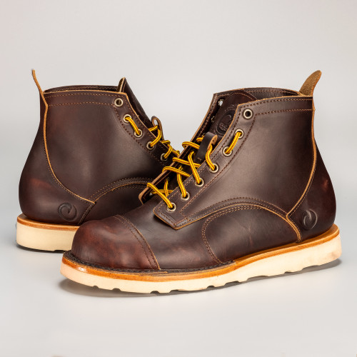 The Lincoln Boot - 1861 - Christy Natural