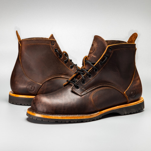 The American Bison Boot - Mini-Lug