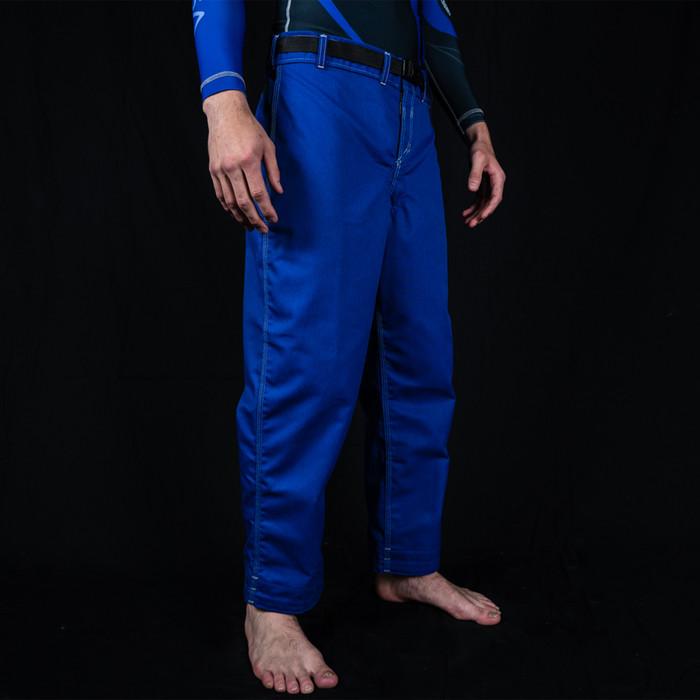 ROYAL BLUE PRO BJJ PANTS