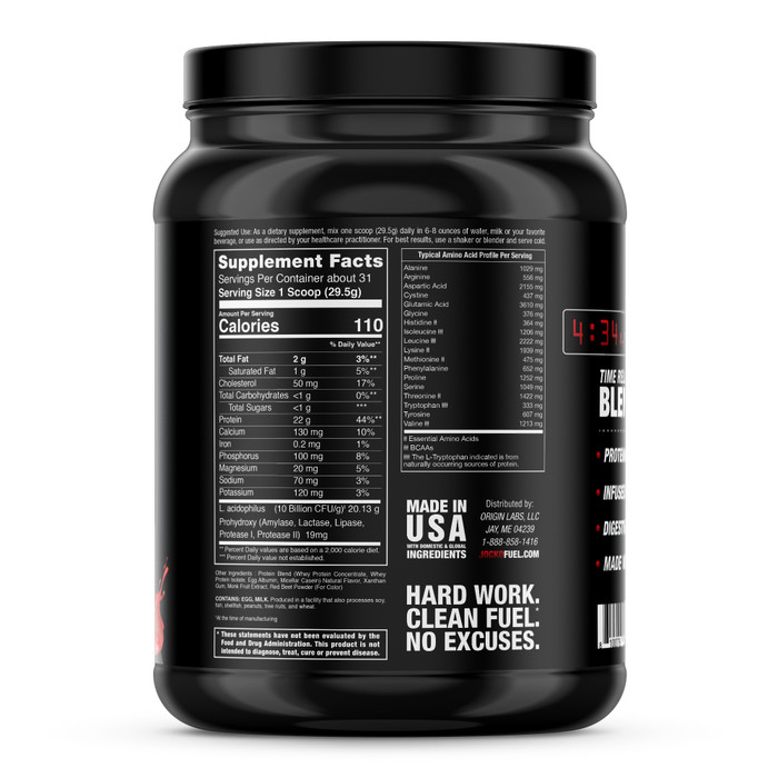 JOCKO MÖLK - Strawberry Protein