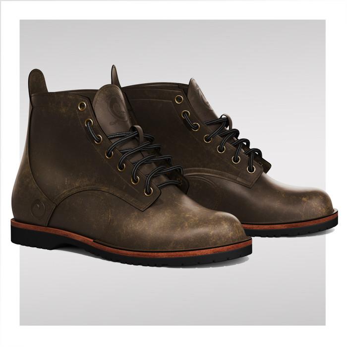 The Coronado Boot - Whiskey