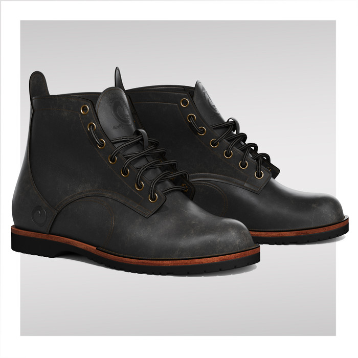 The Coronado Boot - Slate