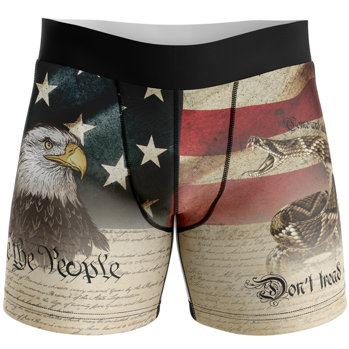 WE THE PEOPLE UNDERGEAR