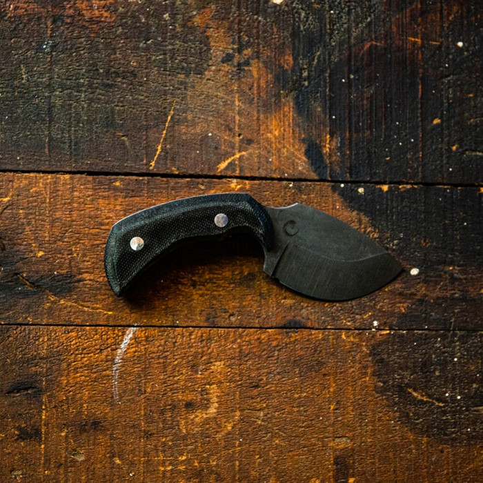 ORIGIN SKINNER KNIFE - ATOMIC - CERAKOTE