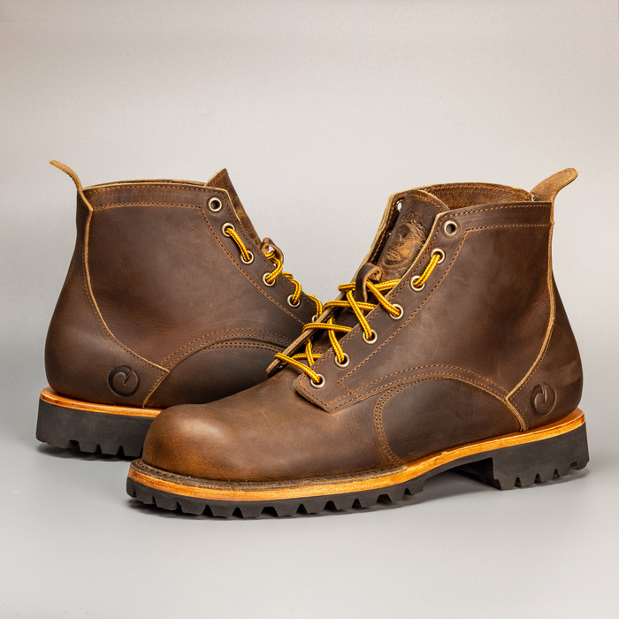 The Coronado Boot - Whiskey - Big Lug