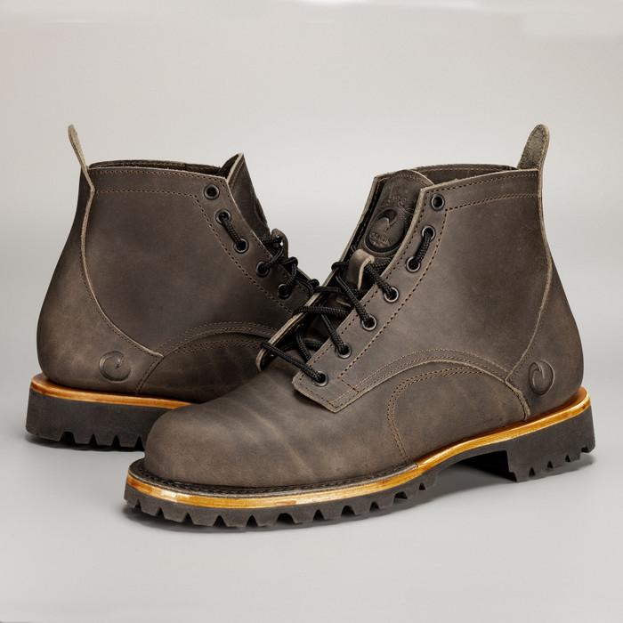 The Coronado Boot - Slate - Big Lug