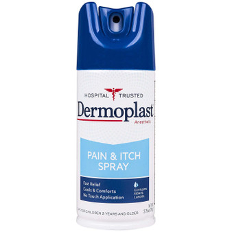 Dermoplast Pain and Itch Relieving Spray , 2.75 oz
