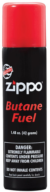 Zippo Lighter Butane Fuel and Flex Neck Utility Lighter Refill , 1.48 oz