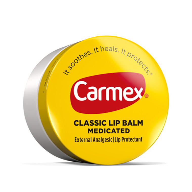 Carmex Classic Lip Balm Medicated , 0.25 oz