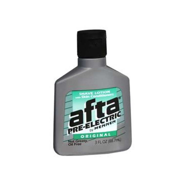 Afta Pre Shave Lotion and Skin Conditioners, Original  3 oz -  2 PACK