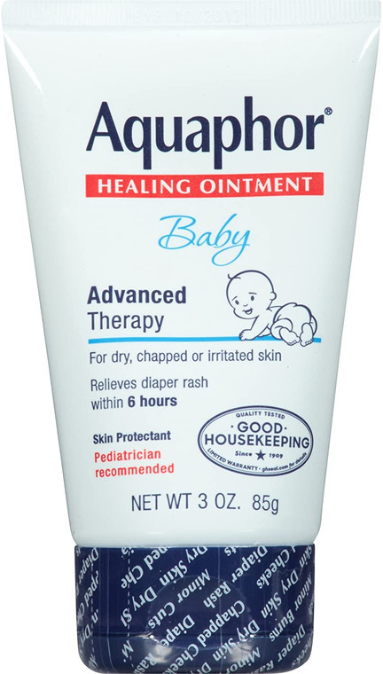 Aquaphor Baby Healing Ointment, Advanced Therapy - 3 oz