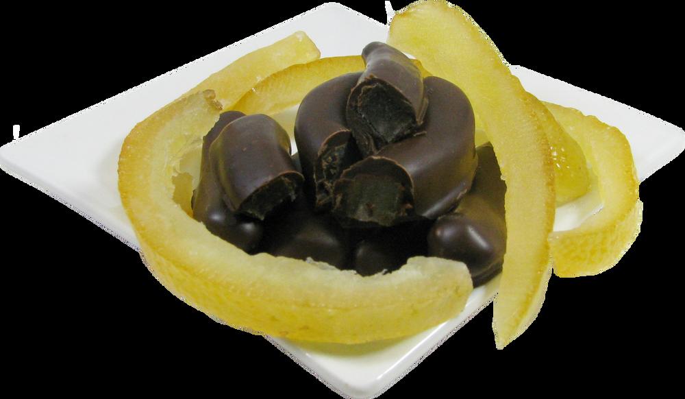 Chocolate Covered Orange Peel