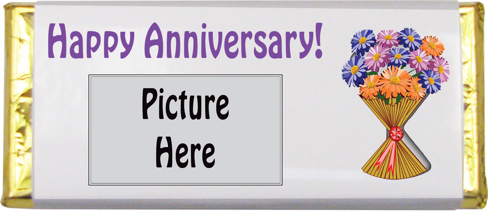 Anniversary Chocolate Bar (1.5 oz.)
