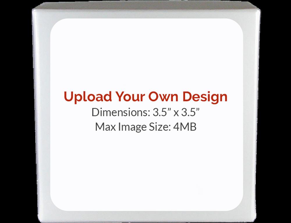Upload My Own Design - Medium Favor Box (Caramel Bottom Marshmallows)