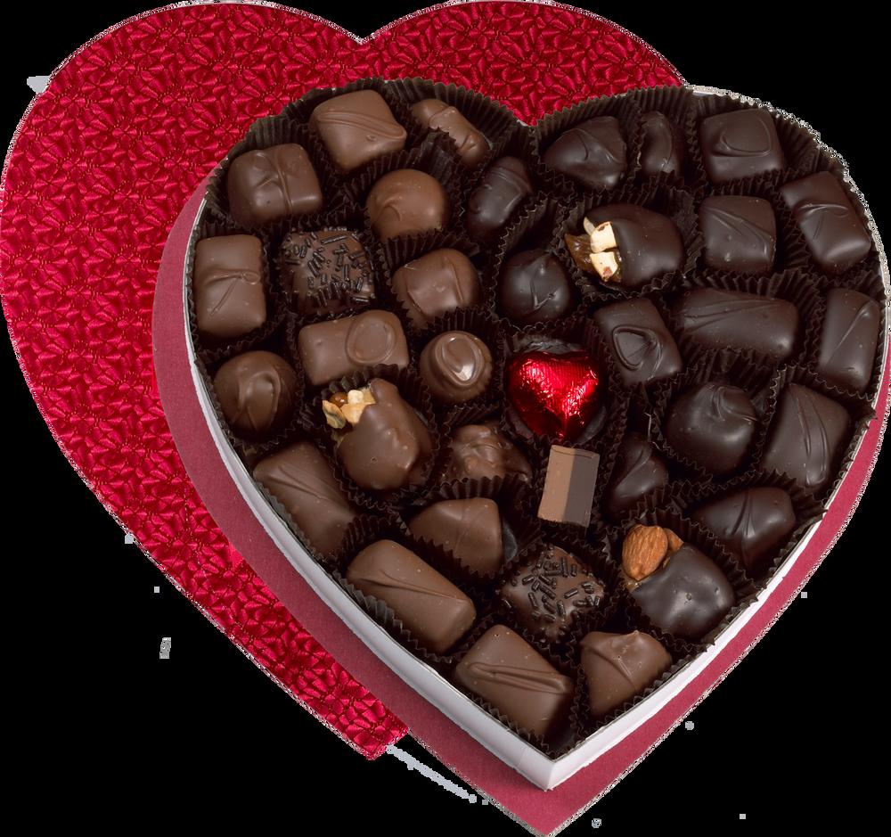 Assorted Miniatures Heart-1 lb.