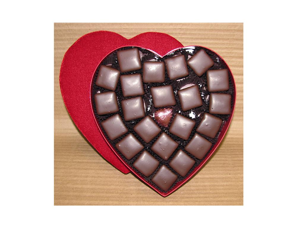 Vanilla Marshmallow Heart-1.18 lbs.