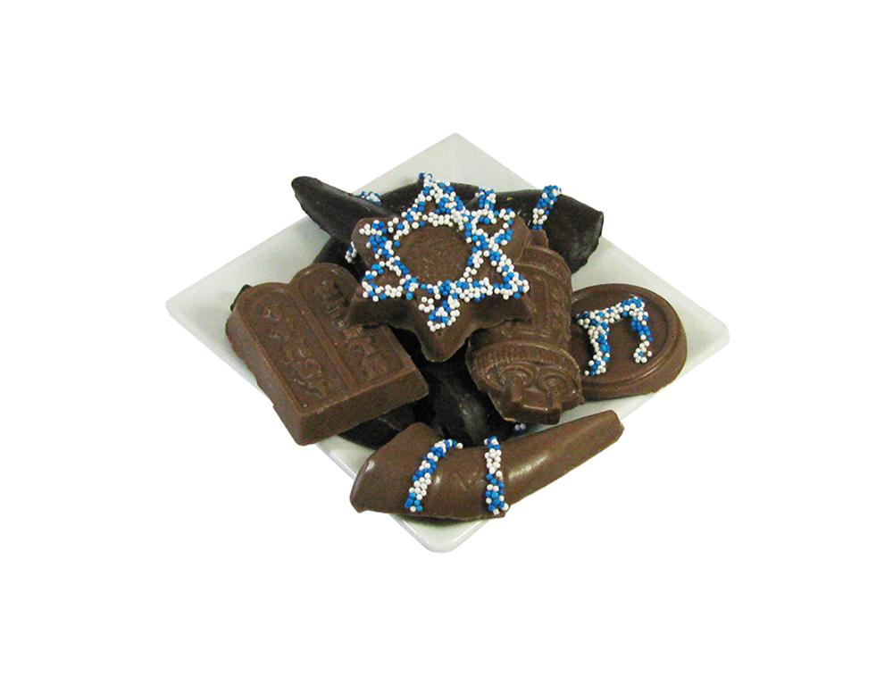 Rosh Hashanah Mini Chocolates