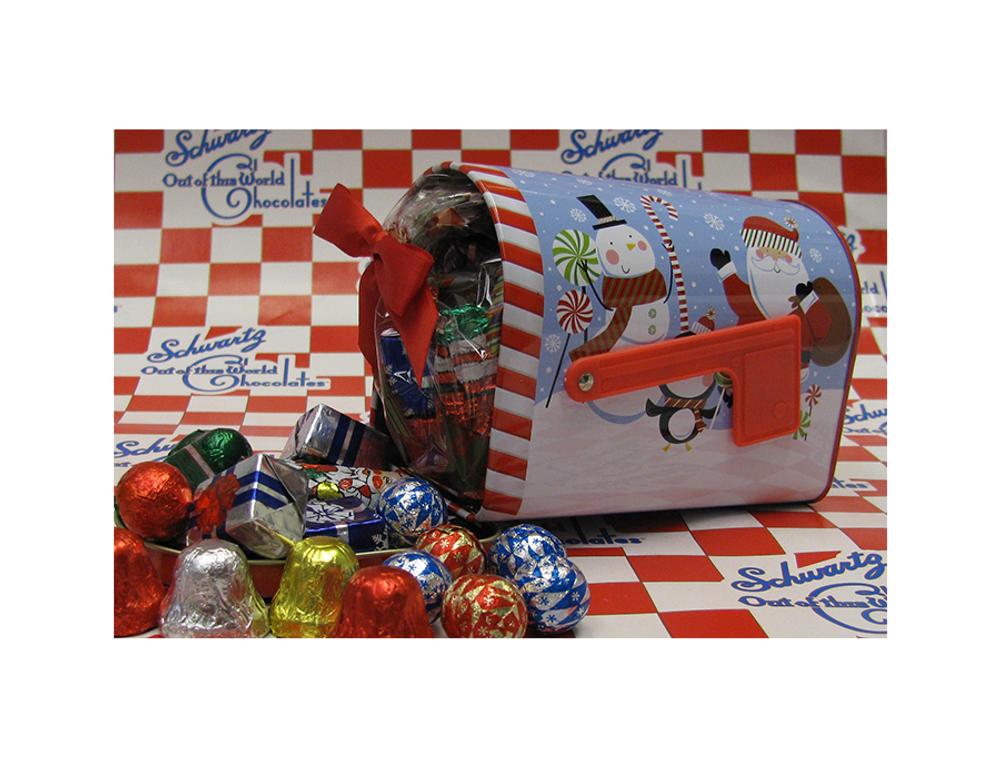 Christmas  Mailbox
