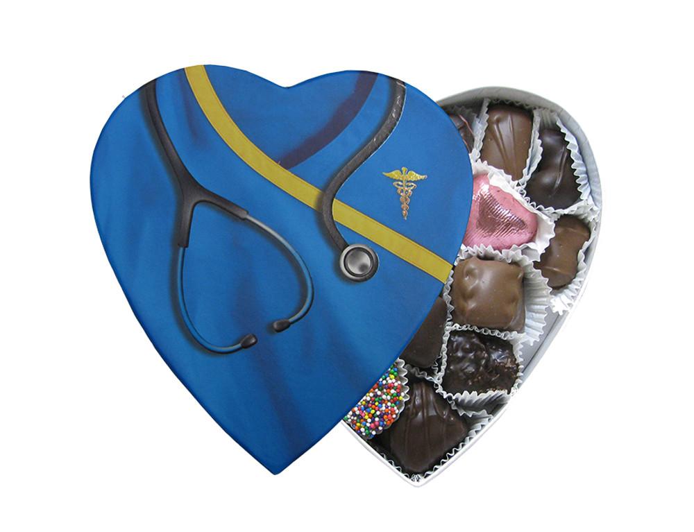 Assorted Miniatures Doctor Heart