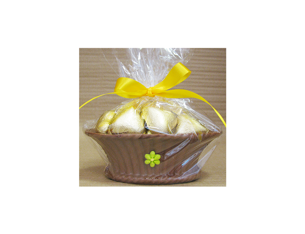 Small Chocolate Basket (Mother's Day)