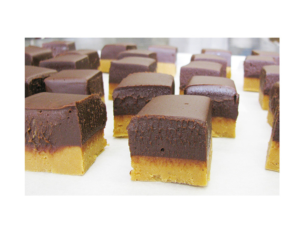 Chocolate-Pumpkin Fudge