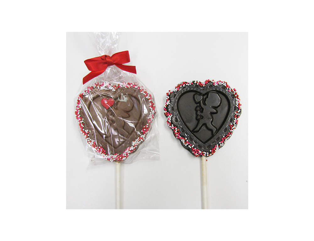 Heart with Cupid Pop