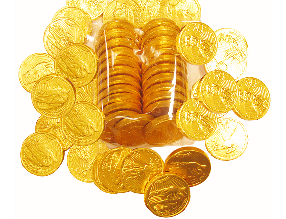 Gold Coins (St. Patrick's Day)