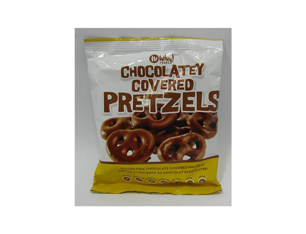 Gluten-Free Chocolate Pretzels
