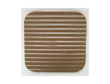 Matzo-shaped Chocolate