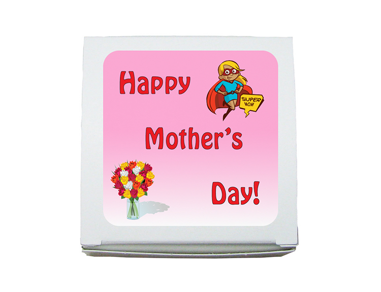 Mini Favor Box Mother's Day/Father's Day-(1.5 ozs.)