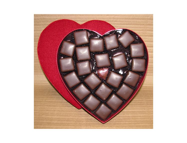 Vanilla Marshmallow Heart