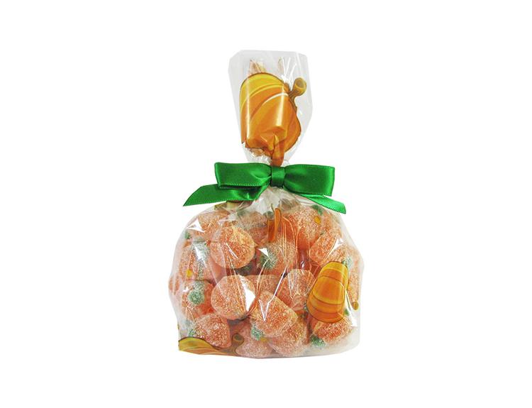 Sour Orange Pumpkin  Gumdrops