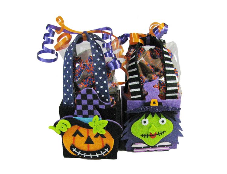 Halloween Felt  Bag