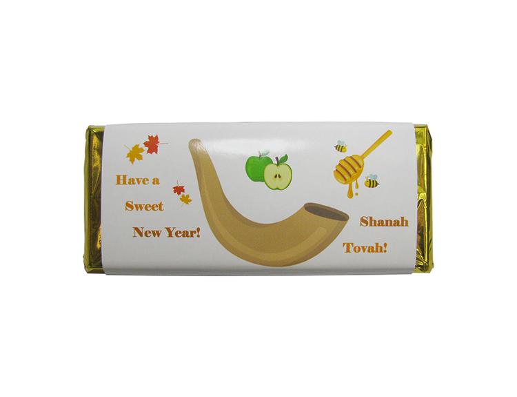 Rosh Hashanah Chocolate Bar-1.5 ozs.