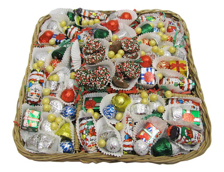 Christmas Platter-Square
