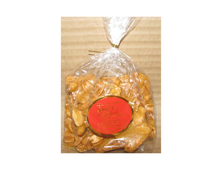 Peanut Brittle  (Bagged)