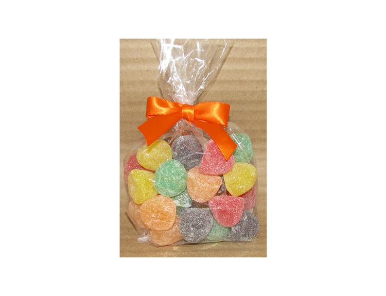 Fruit Flavored Gum Drops