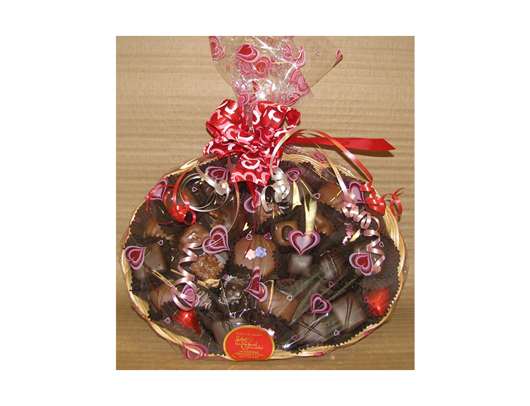 Assorted Chocolates Platter-Small (Mother's Day)
