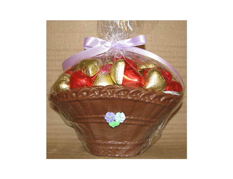 Large Chocolate Basket (Mother's Day)