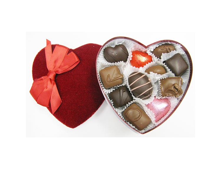 Assorted Miniatures Heart- Small