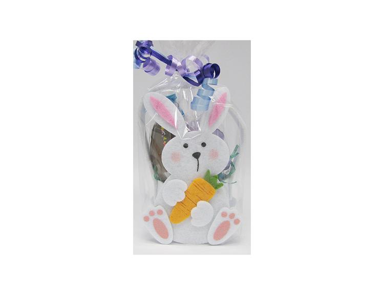 Felt Bunny Basket