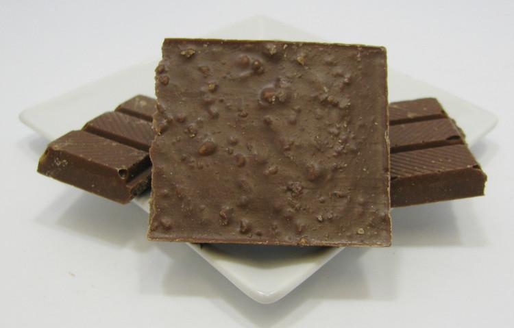 Milkless Chocolate Crunch Bar
