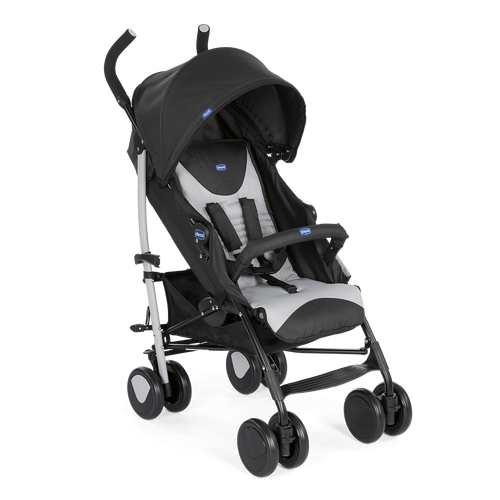 Stroller: Echo with Bumper Bar - Stone