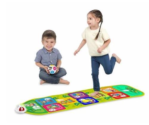 Jump & Fit Playmat Hopscotch