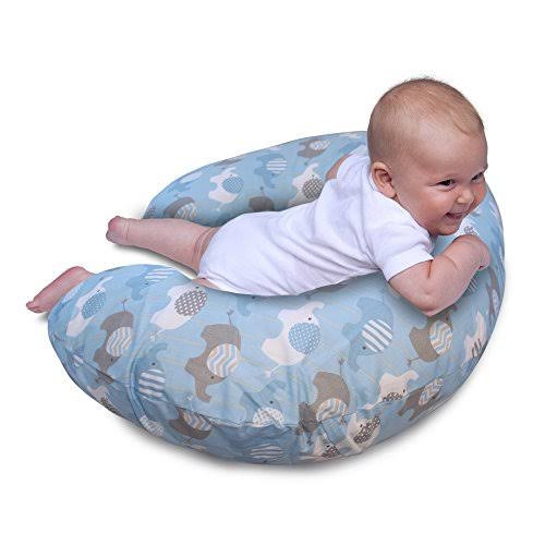 Boppy Slipcover- Elephants