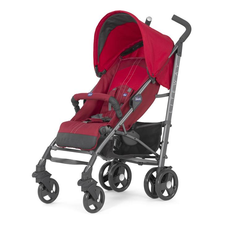 Stroller: LiteWay Basic - Red