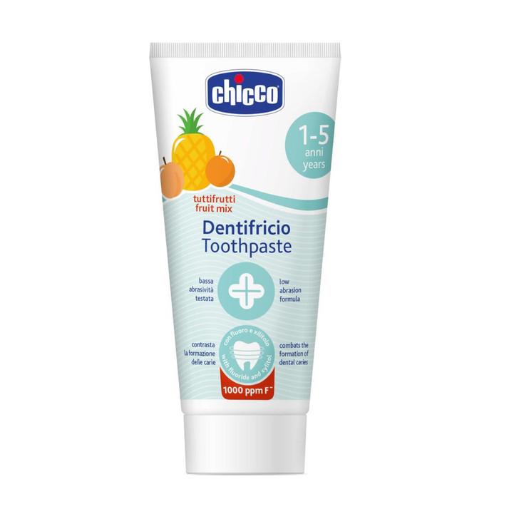 Toothpaste Fruit Mix - 1-5yrs 50ml [Fluoride]