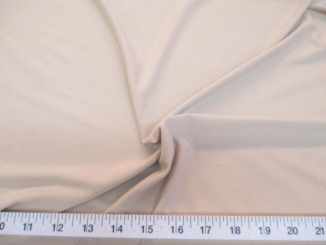 a1fbd863763 Spandex Microfiber 4 way Stretch Nude - Discount Designer Fabric -  Paylessfabrics.com