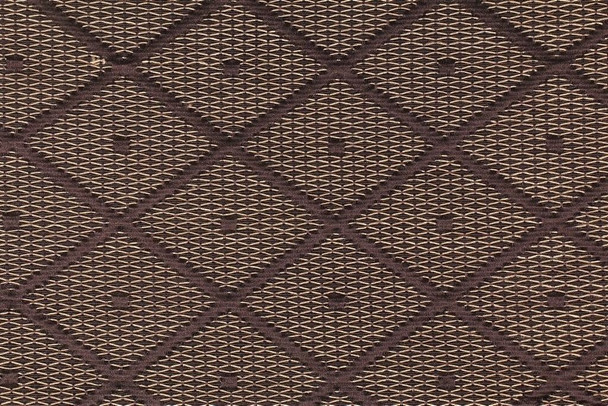 Fabric Robert Allen Beacon Hill Dotted Nets Earth Silk Diamond Upholstery 26*J