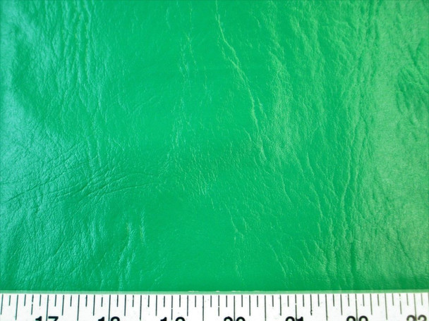 Discount Fabric Faux Leather Upholstery Pleather Vinyl Grass Green 16PL